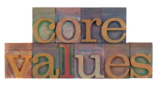 MDS Medical Core Values