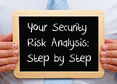 Step by step security risk analysis hipaa