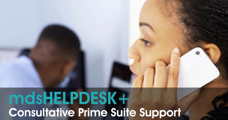 Prime Suite Technical Support